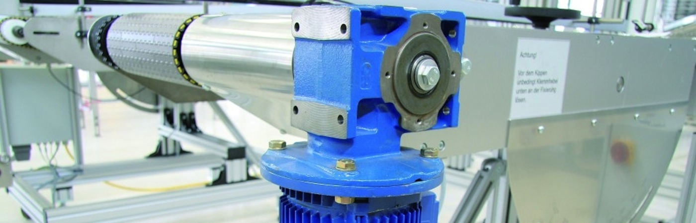 Gearmotors for conveyors